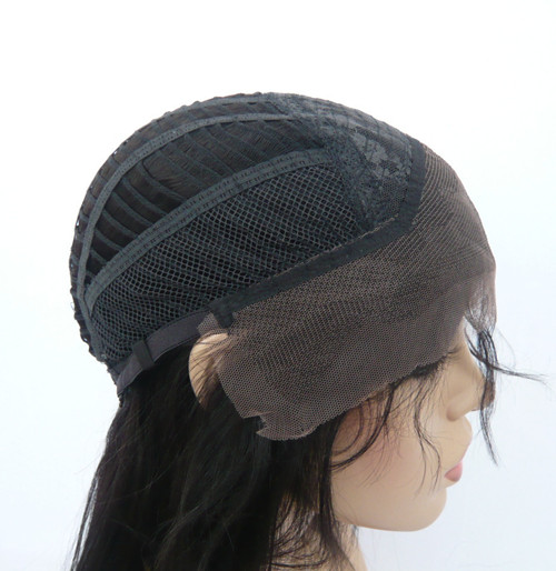 Gorro peluca indetectable frontal