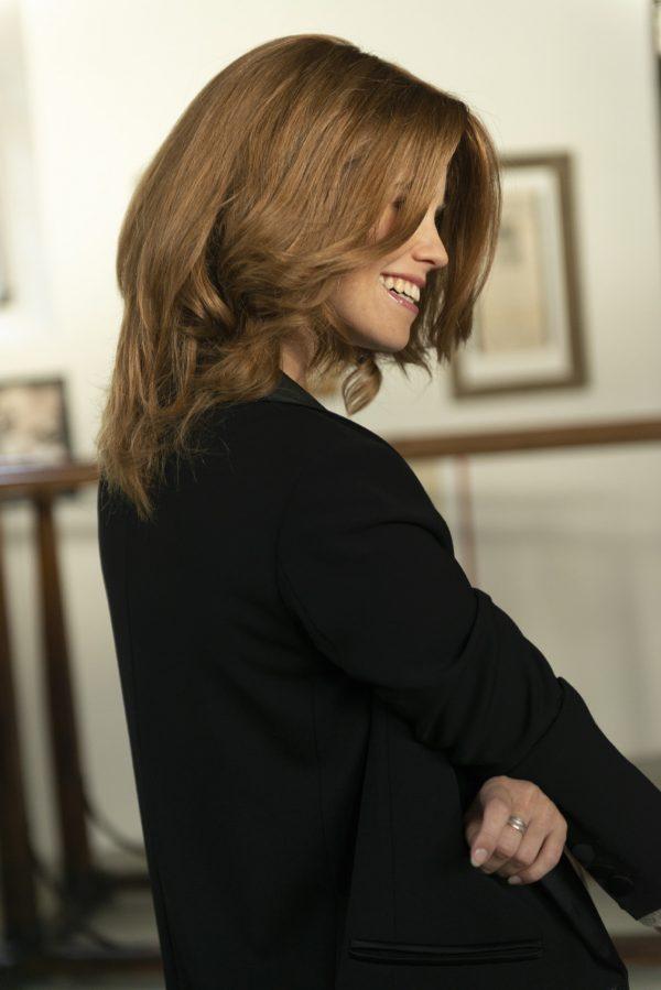 Pelucas pelo natural mujer