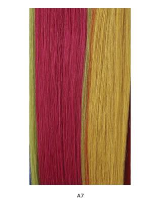 Carta general de colores para pelucas 30