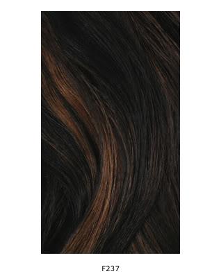 Carta general de colores para pelucas 42