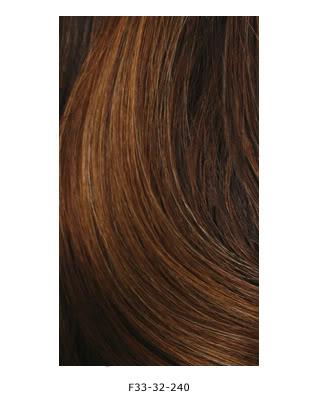 Carta general de colores para pelucas 40