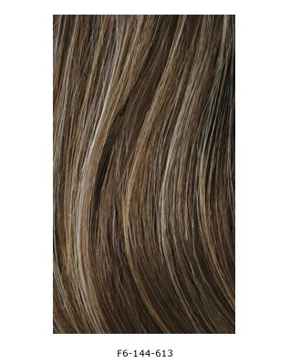 Carta general de colores para pelucas 36