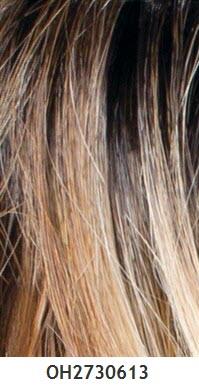 Carta general de colores para pelucas 155