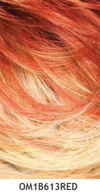 Carta general de colores para pelucas 156