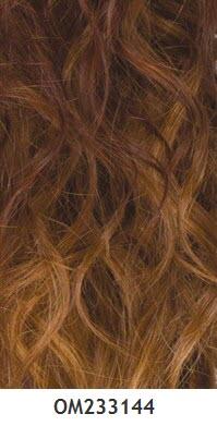 Carta general de colores para pelucas 161
