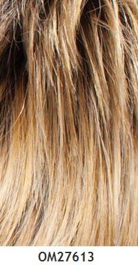 Carta general de colores para pelucas 160