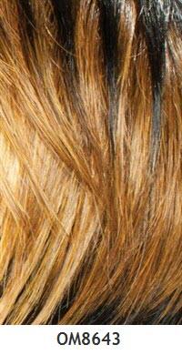 Carta general de colores para pelucas 159