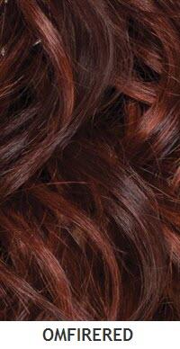 Carta general de colores para pelucas 163