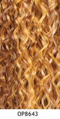 Carta general de colores para pelucas 168