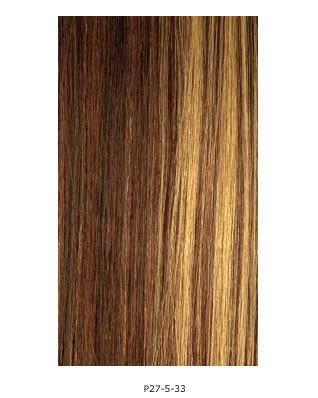 Carta general de colores para pelucas 72