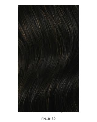 Carta general de colores para pelucas 95