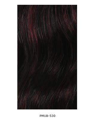 Carta general de colores para pelucas 97