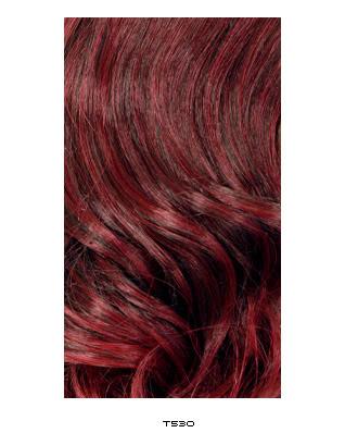 Carta general de colores para pelucas 116